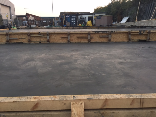 ground floor slab greenwich london